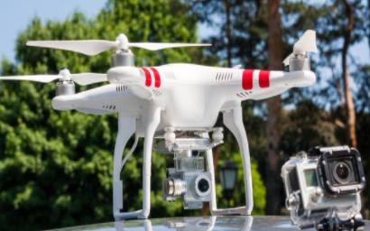 无人机可以辅助人类进行雷区内部排雷