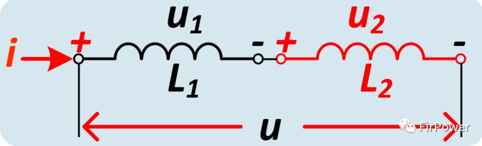 两个没有耦合关系的电感串联或者并联会发生什么