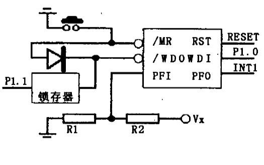 MAX813L在单片机系统中有什么样的典型应用