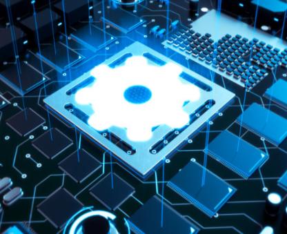2020年中国芯片进口量高达2.4万亿颗