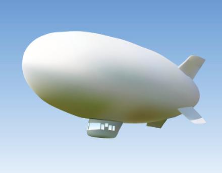 中国民用载人飞艇将在下半年实现首飞