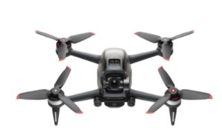 大疆DJI FPV无人机新品发布,采用全新流线机身设计性能更强
