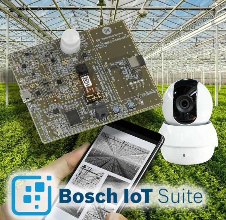 安森美半导体通过博世物联网套件(Bosch IoT Suite)扩展物联网平台支持和功能