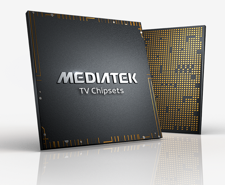 MediaTek發布全新4K智能電視芯片,開啟AI影音時代