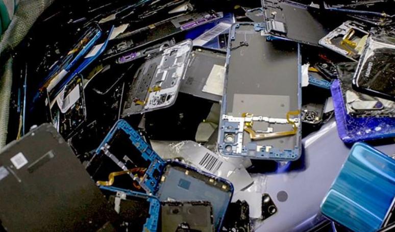 華為將1541億的電子垃圾變廢為寶