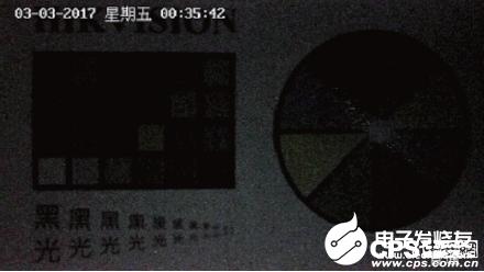 海康威视全彩黑光球型摄像机的性能特点及应用评测