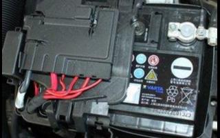 蓄电池正极接线端出现虚接会产生哪些弊端