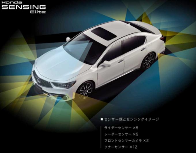 本田将全球首发L3级自动驾驶汽车