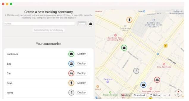 研究团队开发OpenHaystack,可用于追踪蓝牙设备位置