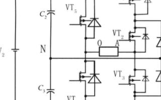 基于DSP TMS320LF2407控制芯片的不对称混合多电平逆变器