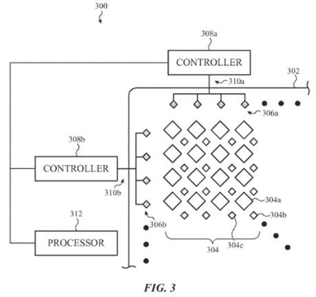 苹果传感器专利显示可用于取消刘海缺口
