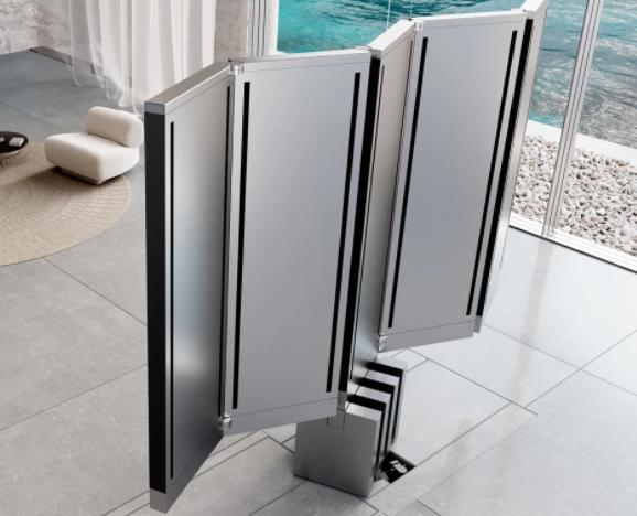 全球首款165英寸可折叠电视M1正式发布