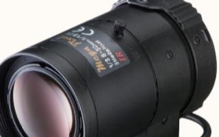 腾龙M13VG850IR 300万高清手动变焦镜头的特点及性能评测