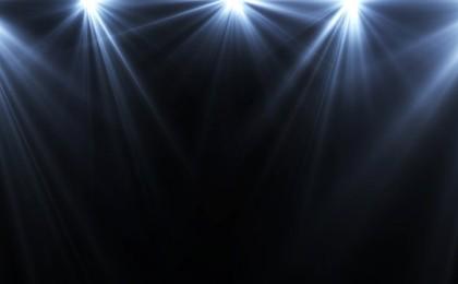 洲明巨幕LED灯光秀酷炫海南海花岛
