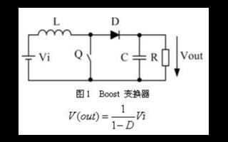 采用PSpice仿真分析方法对Boost变换器的原理和工作特性进行分析