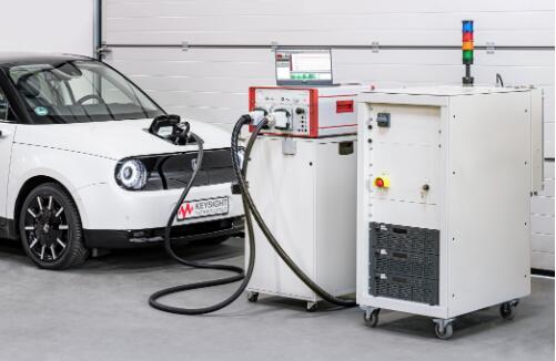 是德科技推出Scienlab再生三相交流仿真器