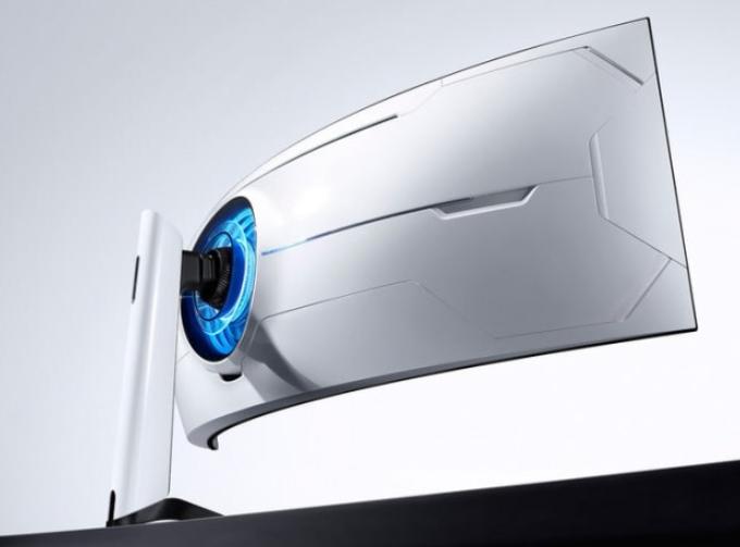三星推游戲顯示器新品Odyssey G9 2021