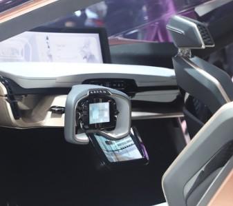 毫末智行自动驾驶系统首次公开登场