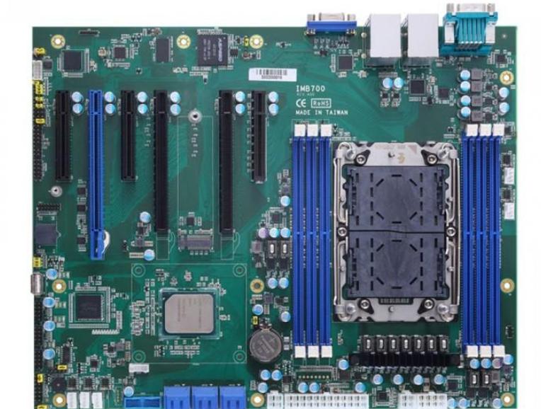 艾讯科技推出最新主板--IMB700 ATX 尺寸的解决方案