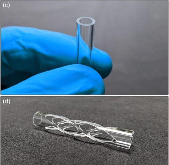 超短激光脉冲是好用的工业级加工工具