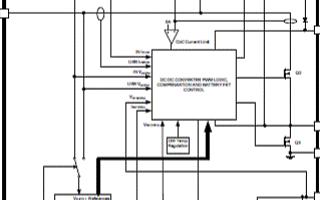 串行锂电池充电器bq2416x的主要特性及应用