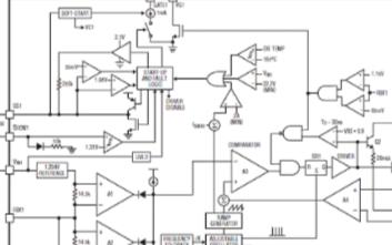 PWM DC/DC转换器LT8582的性能特点及典型应用电路