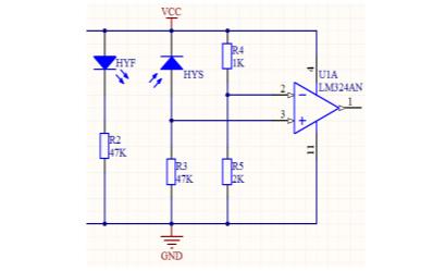 如何實現紅外線自動計數器的設計