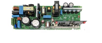 基于LCC拓扑的半桥LCC谐振变换数字控制和同步整流为特性的300W电源
