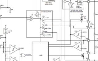 高压高性能转换器LTC4000-1的主要特性及应...