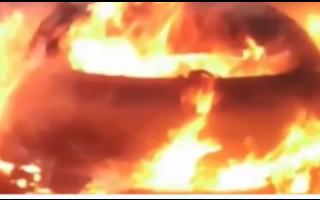 电动车频频起火自燃!电池供应商赔惨