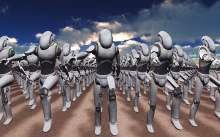 談建造機器人成長為國際領先的歷程