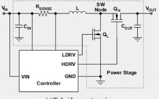 利用TPS43061同步升压控制器扩大升压转换器输入电压范围