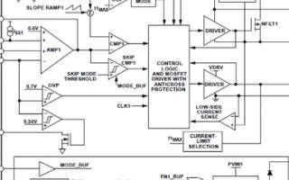 同步降压DC/ DC稳压器ADP2325的主要特性及应用