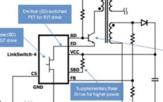 基于LinkSwitch-4开关IC提高基于BJT的方案的可靠性
