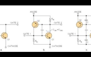 半導體開關器件晶閘管的特點及應用分析