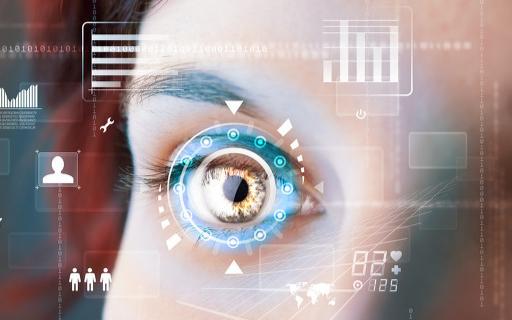 10500个电极,新型视网膜植入物让盲人看得更清晰