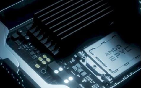 "AMD 抢先发布 7nm 服务器芯片 ""米兰"""