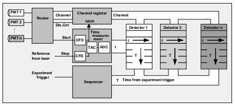 单光子计数或TCSPC技术说明