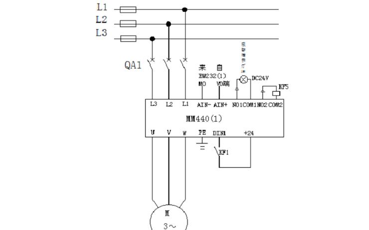 PLC及变频控制课程设计报告的详细资料说明