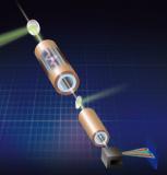 世界上首次相對論電子束的級聯太赫茲加速方案的原理性驗證實驗