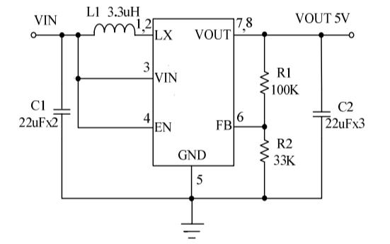 HM5177整流升压变换器的数据手册免费下载