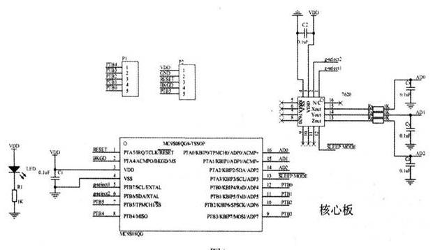 解析SEP4020微处理器的动作控制MP3的设计