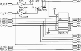 基于EP7212处理器芯片实现LCD触摸屏控制器的应用方案