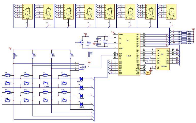 基于单片机的数字信号发生器的设计