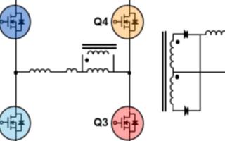 MOSFET开关管在零压开关转换器内的工作原理及...