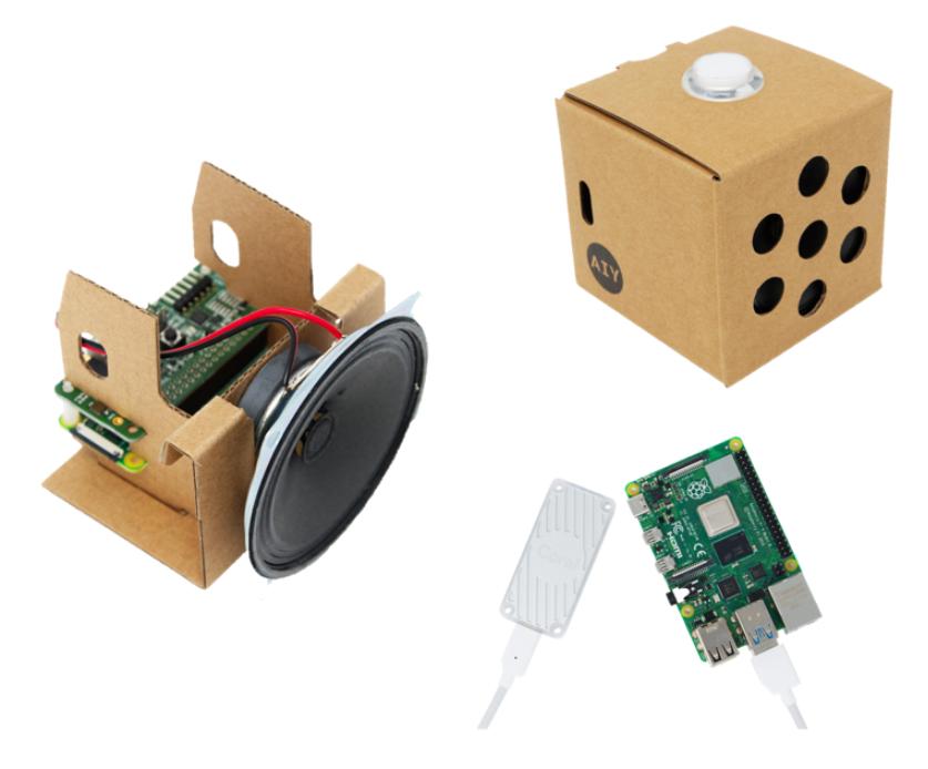 e络盟开售Google AIY项目套件和Coral USB加速器