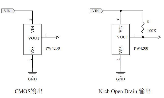 PW4200電壓檢測芯片中文資料