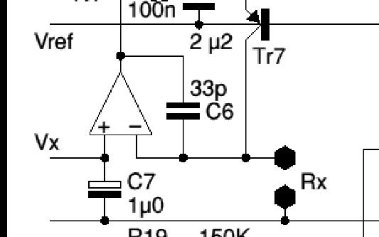可编程时钟振荡器的电路原理图免费下载