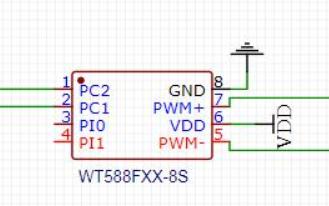 16位DSP语音芯片WT588FXX-8S规格说明书
