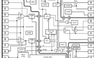 半桥d音频类功率放大器IRS2052M的性能特性及应用电路